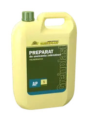 Preparation removing polymer stains GREINPLAST AP